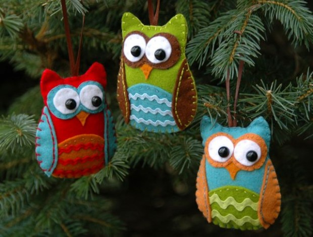 23 Cute DIY Christmas Ornaments (10)