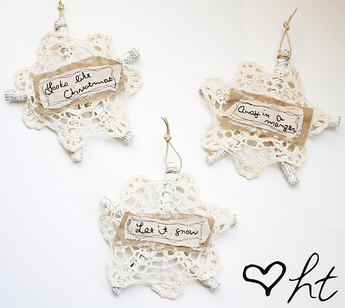 23 Cute DIY Christmas Ornaments (11)
