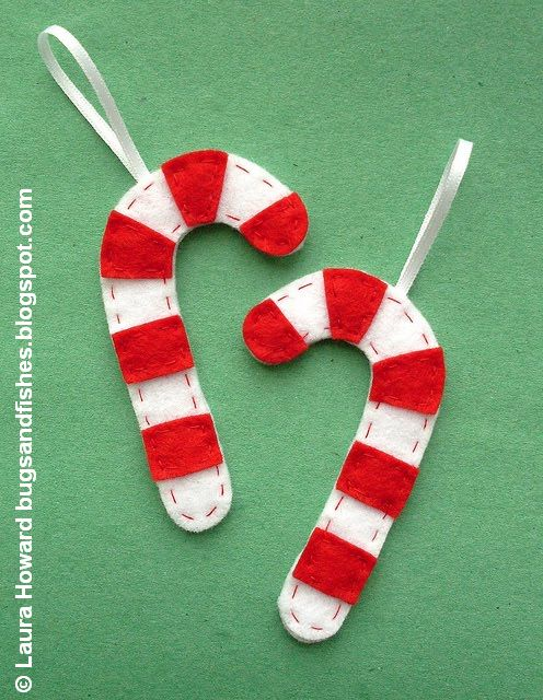 22 cute diy christmas ornaments - Cute Diy Christmas Decorations