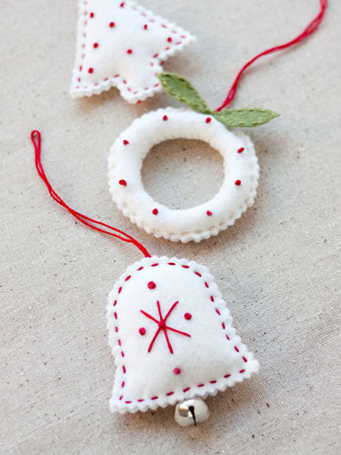 23 Cute DIY Christmas Ornaments (23)