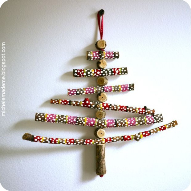 23 Cute DIY Christmas Ornaments (7)