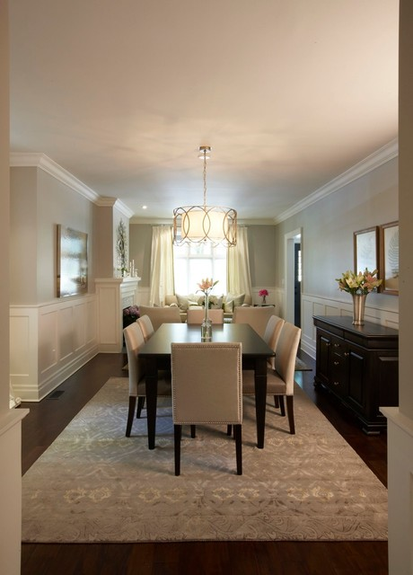 23 Elegant Dining Room Design Ideas (10)