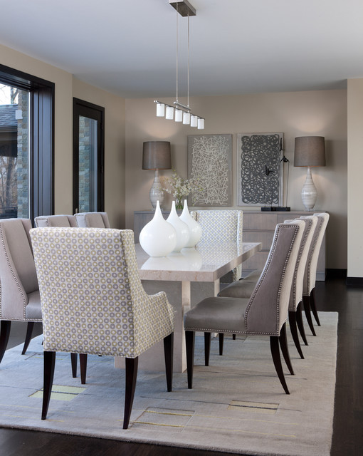 23 Elegant Dining Room Design Ideas (14)