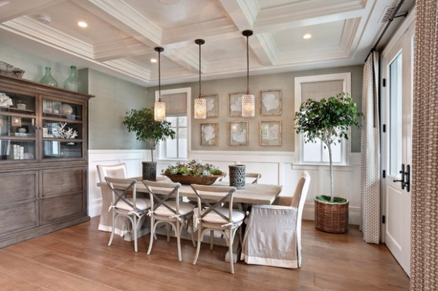 23 Elegant Dining Room Design Ideas (20)