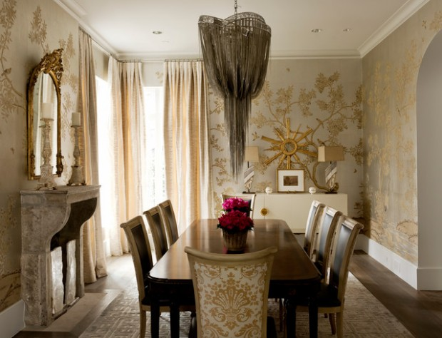 23 Elegant Dining Room Design Ideas (3)