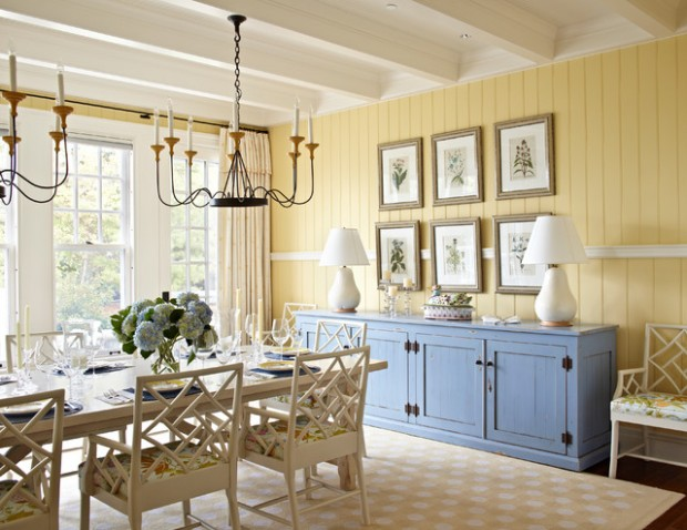 23 Elegant Dining Room Design Ideas (6)