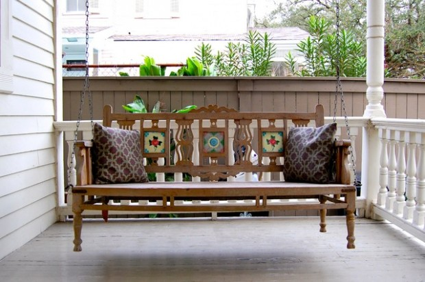 21 Great Swings for Your Porch