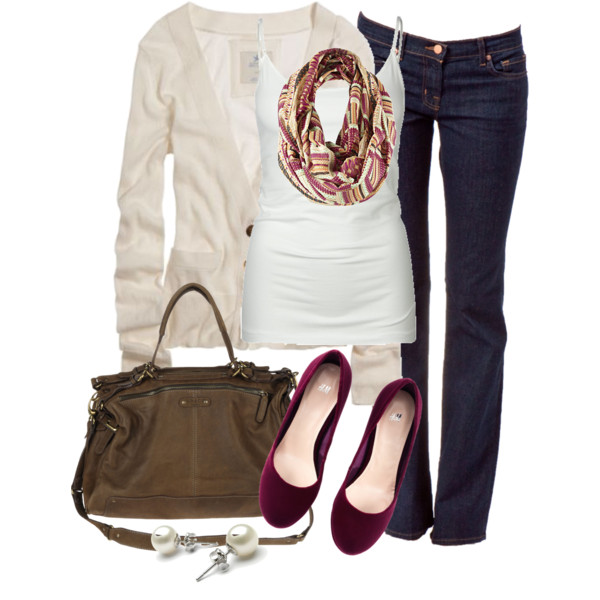 24 Amazing Casual Combinations for Every Day (1)