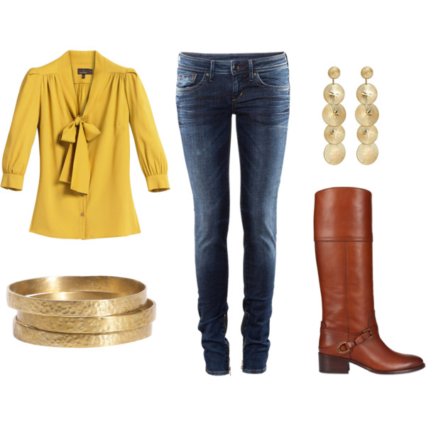24 Amazing Casual Combinations for Every Day (10)