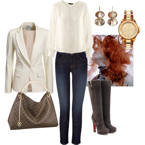 24 Amazing Casual Combinations for Every Day (12)