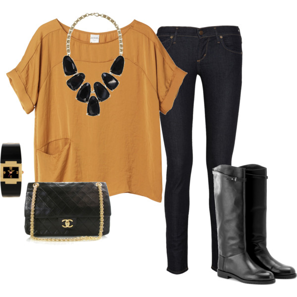 24 Amazing Casual Combinations for Every Day (16)