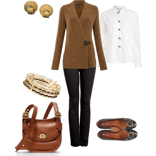 24 Amazing Casual Combinations for Every Day (18)