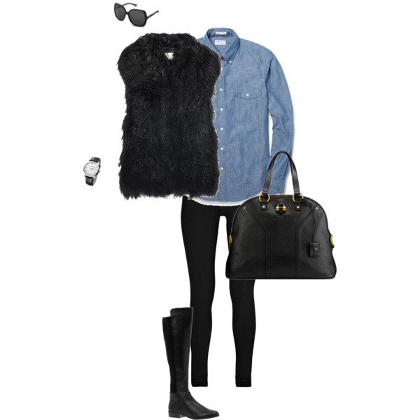 24 Amazing Casual Combinations for Every Day (20)