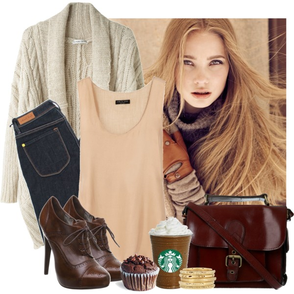 24 Amazing Casual Combinations for Every Day (22)