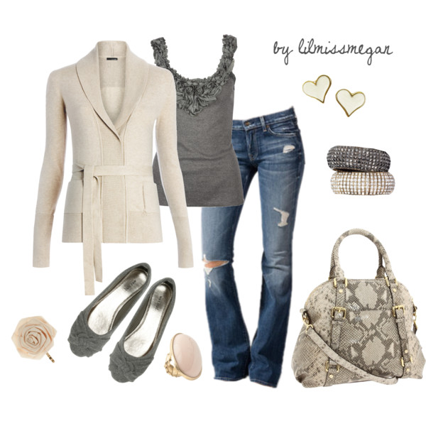 24 Amazing Casual Combinations for Every Day (23)