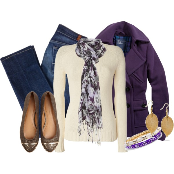 24 Amazing Casual Combinations for Every Day (24)