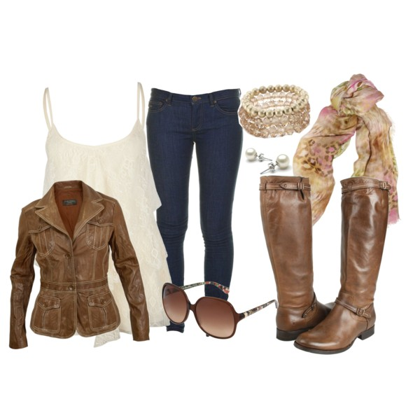 24 Amazing Casual Combinations for Every Day (3)
