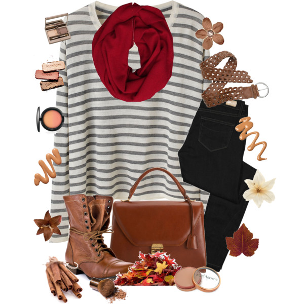 24 Amazing Casual Combinations for Every Day (4)
