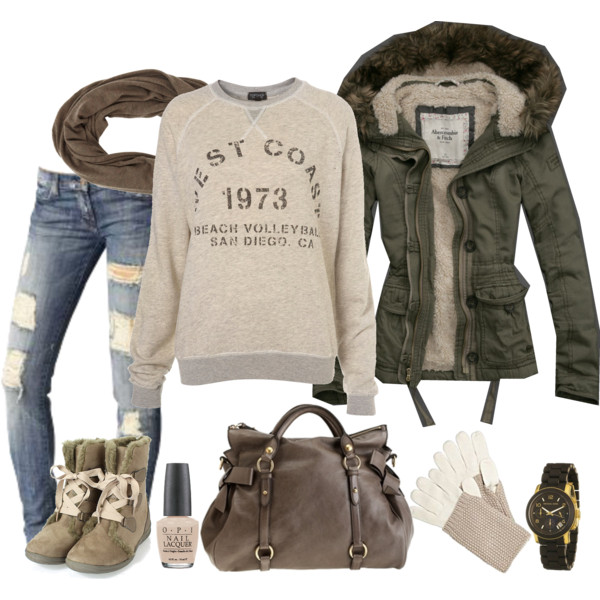 24 Amazing Casual Combinations for Every Day (5)