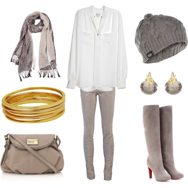 24 Amazing Casual Combinations for Every Day (7)