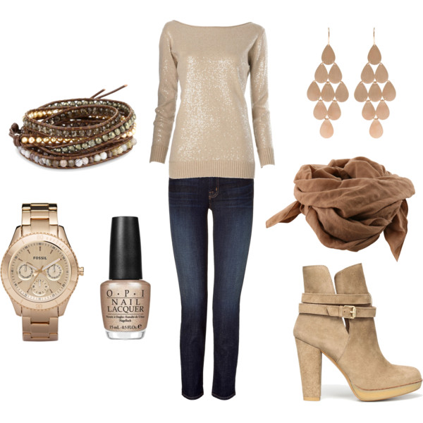 24 Amazing Casual Combinations for Every Day (8)
