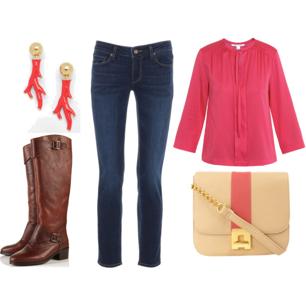 24 Amazing Casual Combinations for Every Day (9)