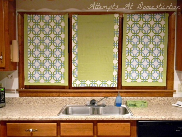 24 Amazing Diy Window Treatments That Will Make Your Home Cozy (6)