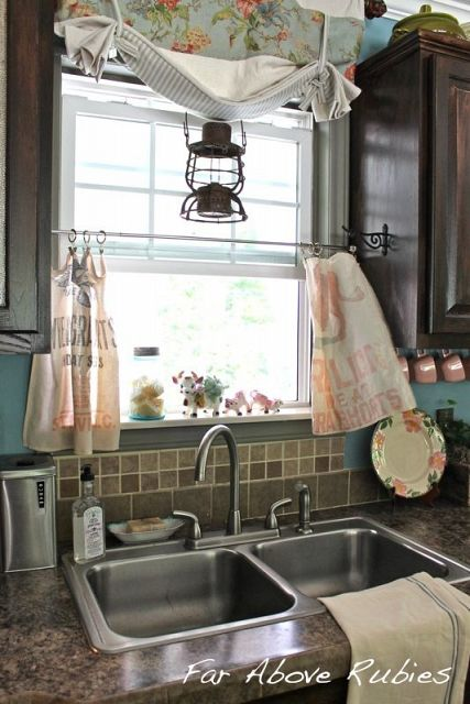 24 Amazing Diy Window Treatments That Will Make Your Home Cozy (7)