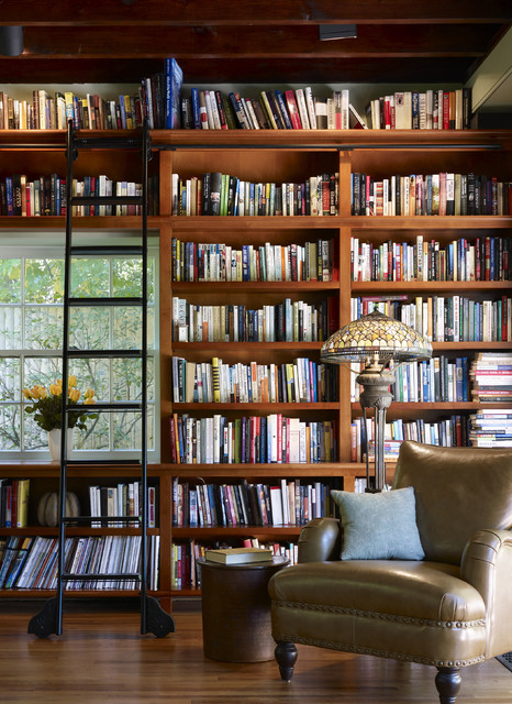 23 Amazing Home Library Design Ideas for All Book Lovers - Style ...