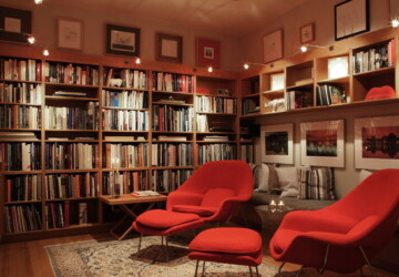 23 Amazing Home Library Design Ideas for All Book Lovers - Home library, books