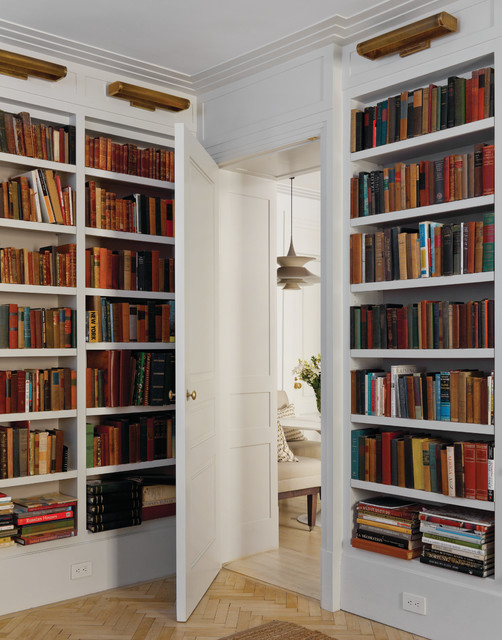 24 Amazing Home Library Design Ideas for All Booklovers (24)