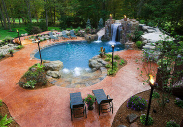 22 Amazing Pool Design Ideas - pools, pool design, pool