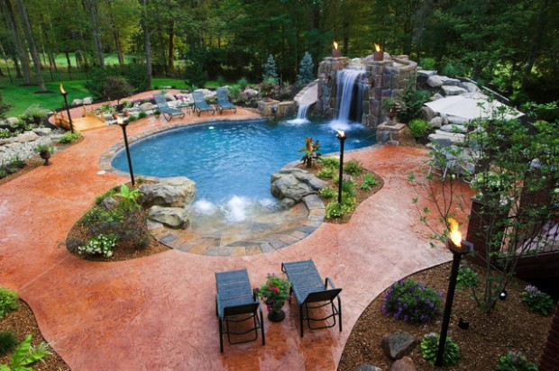 23 Amazing Small Pool Ideas: 22 Amazing Pool Design Ideas