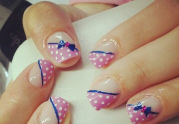 24 Cute Nail Art Ideas - nails, nail art ideas, Nail Art