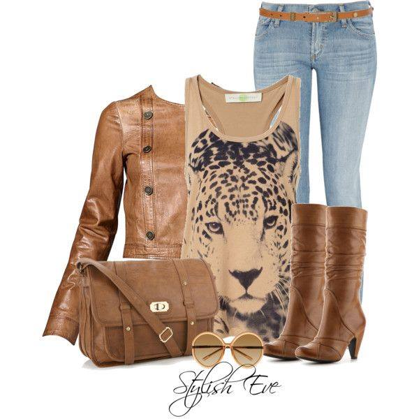 24 Nude and Brown Fashion Combinations in Fall Spirit (8)