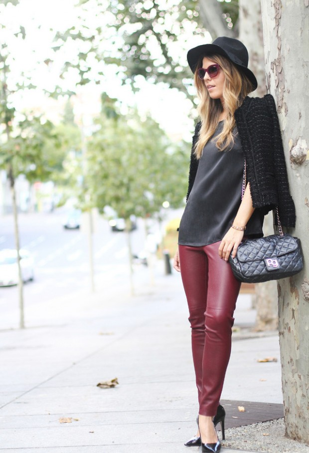 24 Trendy and Hot Street Style Outfit Ideas (13)