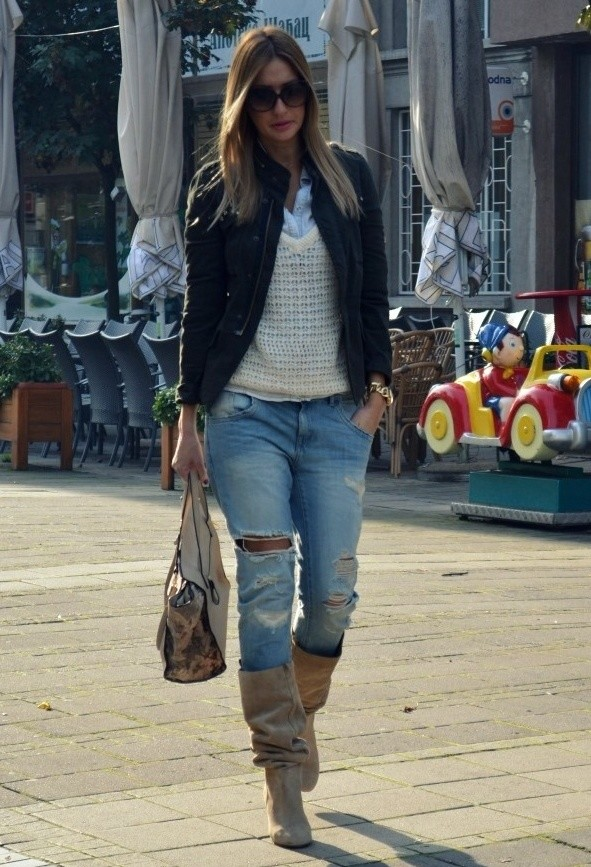 24 Trendy and Hot Street Style Outfit Ideas (21)