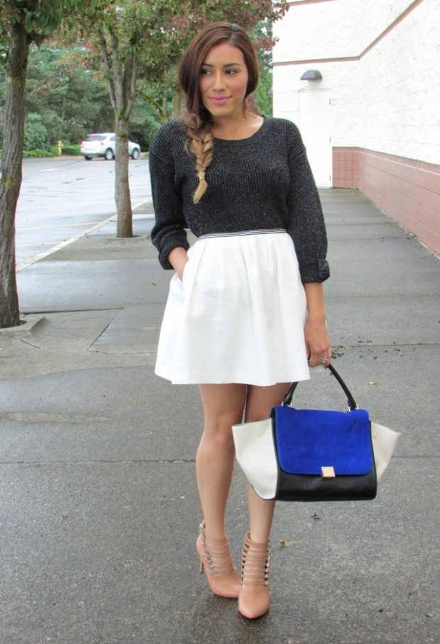 24 Trendy and Hot Street Style Outfit Ideas (3)