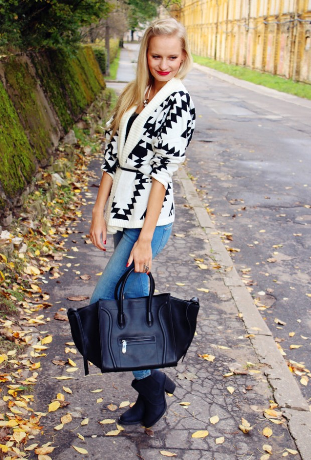 24 Trendy and Hot Street Style Outfit Ideas (4)