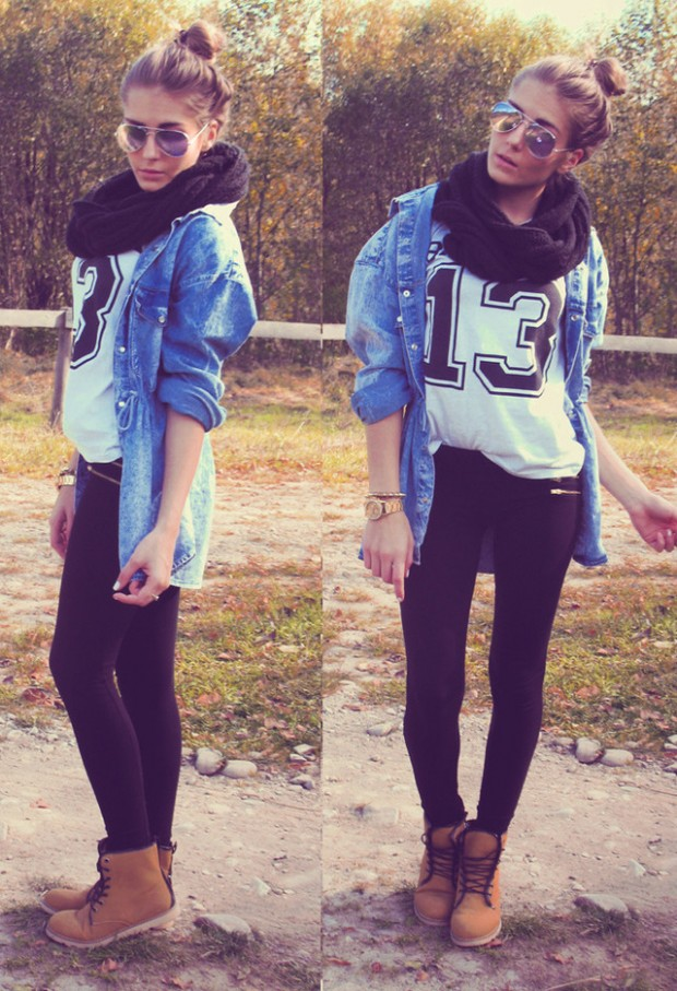 24 Trendy and Hot Street Style Outfit Ideas (7)
