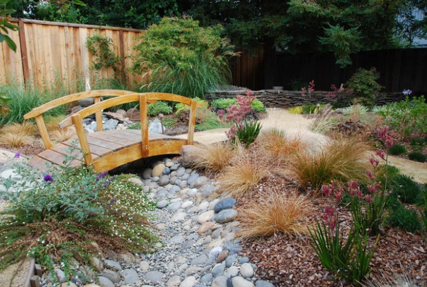 25 Amazing Garden Bridge Design Ideas that Will Make Your Garden Beautiful