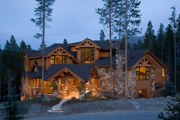 25 Amazing Mountain Houses