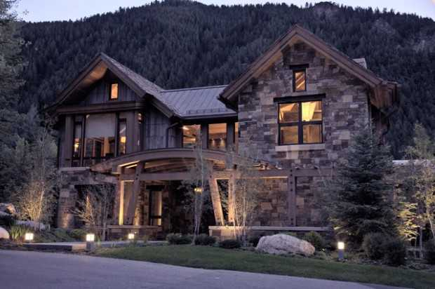 25 Amazing Mountain Houses - Style Motivation