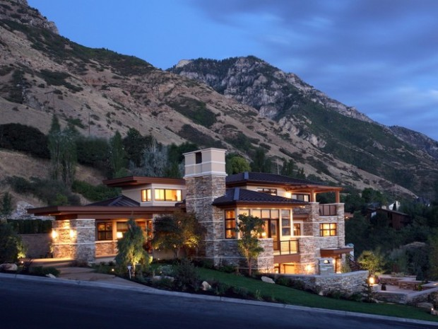 25 Amazing Mountain Houses (8)