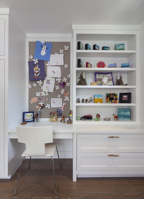 25 Inspirational Kids Study Room Design Ideas (10)
