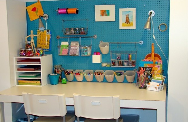 Lovely 22 Inspirational Kids Study Room Design Ideas Part 13