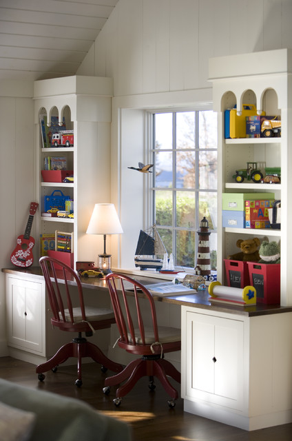 25 Inspirational Kids Study Room Design Ideas (13)