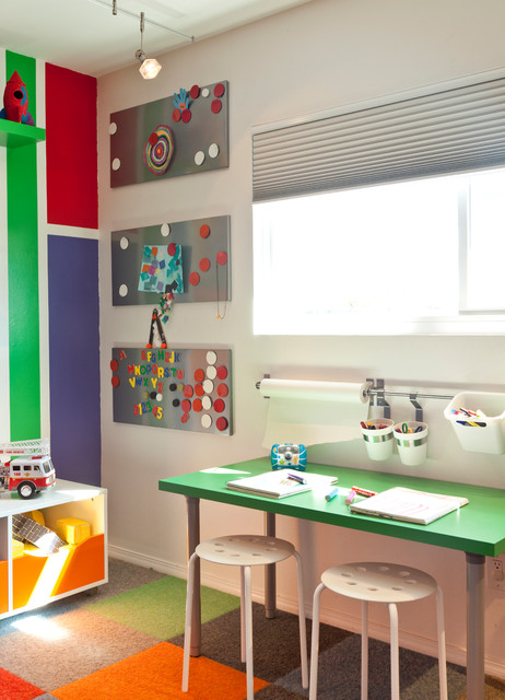 22 Inspirational Kids Study Room Design Ideas Part 33