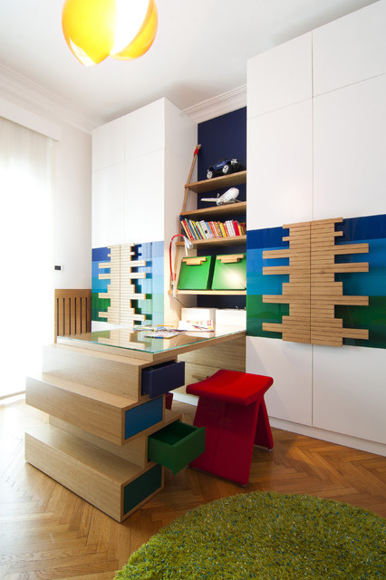 25 Inspirational Kids Study Room Design Ideas (17)