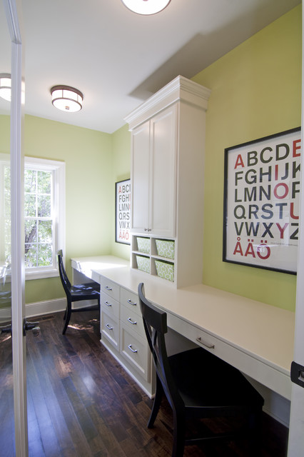 25 Inspirational Kids Study Room Design Ideas (24)